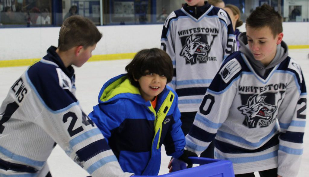 Fun On the Ice - The Kelberman Center