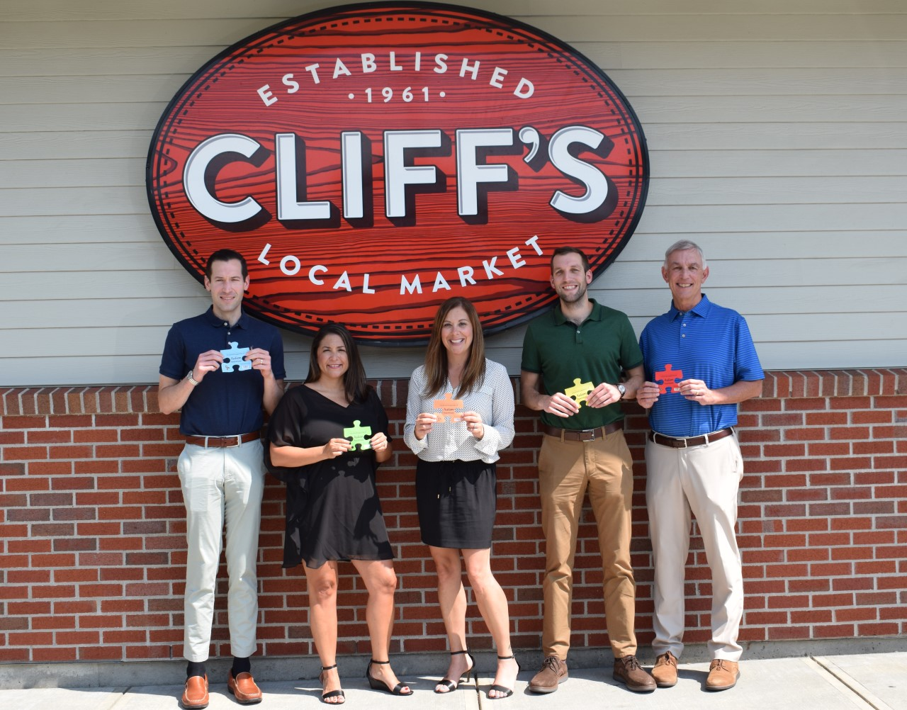 Partnership with Cliff's Local Market